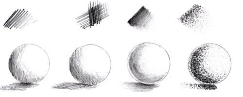 Image result for drawing shading